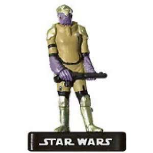 Star Wars Miniatures Mon Calamari Tech Specialist # 14