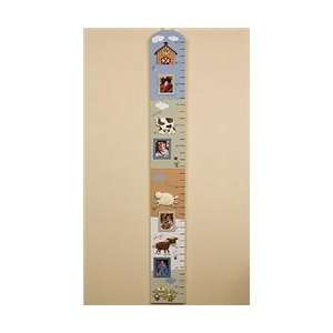 Farm House   Growth Chart Toys & Games