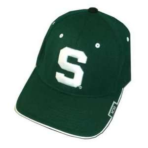 Zephyr Michigan State Spartans Green Slam Flex Fit Hat