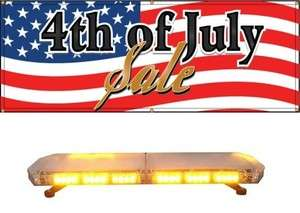 New 36 Inch LED Lightbar Fire, EMS, Tow, Truck, SUV