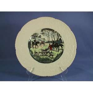 Royal Cauldon The Kill Plate