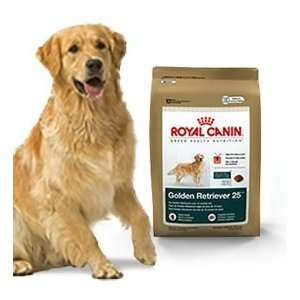 Royal Canin Maxi Golden Retriever 25 Dry Dog Food 5.5lb