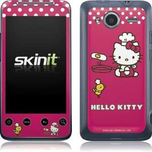 Hello Kitty Cooking Vinyl Skin for HTC Evo Shift 4G Electronics