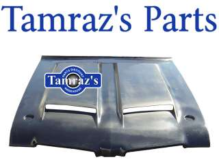 71 72 Cutlass 442 OAI Ram Air Hood Fiberglass Pin on