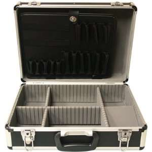 Deluxe Metal Case w/ Heavy Duty Handles and Locks