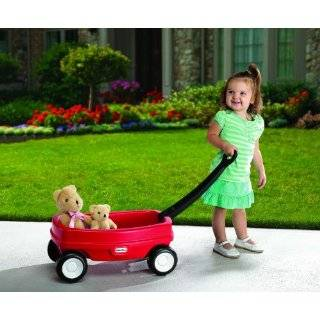 Radio Flyer Little Red Wagon Toys & Games