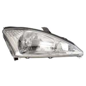 Ford Focus Headlight CAPA With Out SVT Package Headlamp Passenger Side
