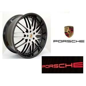 22 / inch Wheels/Rims PORSCHE PANAMERA S TURBO 5X130