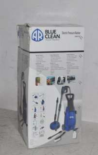 BLUE CLEAN 142P ELECTRIC PRESSURE WASHER 1600 PSI