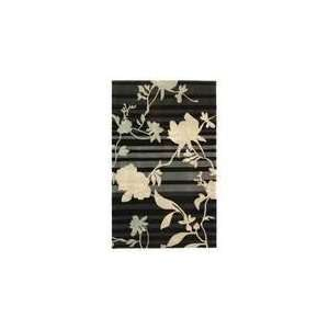 Safavieh   Rodeo Drive   RD886A Area Rug   59 Round   Black, Grey