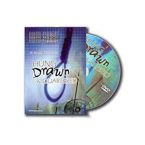 Drawn & Quarted w/ DVD Money Magic Trick Coin Set