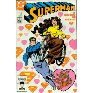 Superman #12 Byrne & Kesel Lost Love Books