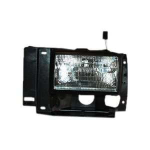 TYC 20 1671 00 Ford Driver Side Headlight Assembly