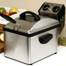 Waring Pro DF200FR Deep Fryer (Refurbished)