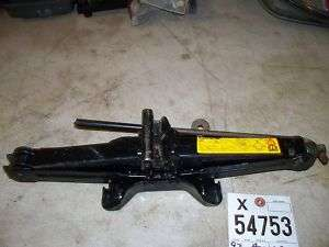 1997 Honda Accord Factory Jack #54753