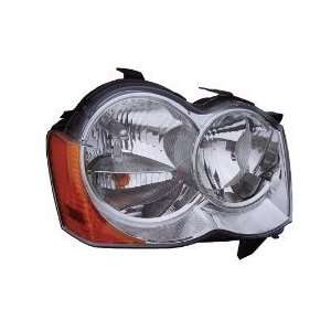 Jeep Grand Cherokee OE Style Replacement Headlight Headlamp Passenger