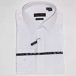 Giorgio Fiorelli Mens Slim Fit Dress Shirt