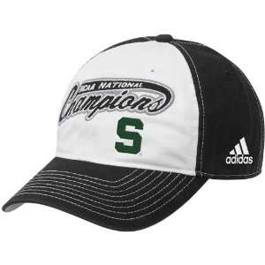 adidas Michigan State Spartans Black 2009 NCAA Mens