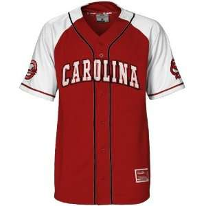 South Carolina Gamecocks Garnet Grand Slam Baseball Jersey