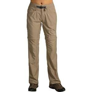 Mountain Hardwear Womens Ramesa Convertible Pants   Khaki