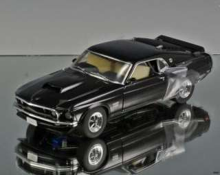 Danbury Mint 1949 Ford Mustang Boss 429 Die cast car black