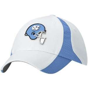 Nike North Carolina Tar Heels (UNC) Two Tone Sideline Dri Fit Flex Fit