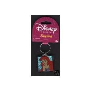 Disney Princess the Little Mermaid Ariel Keychain Keyring