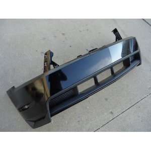 2010 2011 Ford Mustang GT Front Bumper Factory Painted Black OEM with