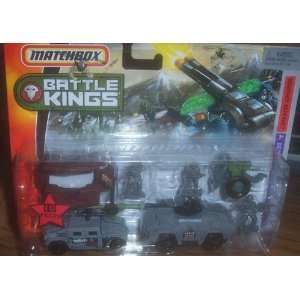 Matchbox Battle Kings Mountain Defense Toys & Games
