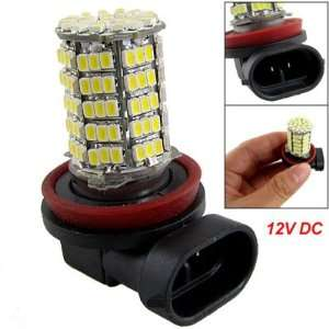 Amico H11 126 SMD LED White Fog Light Bulb Lamp Replacement for Car