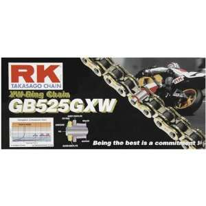 Links Ultra High Performance Sport/Road Race XW Ring Motorcycle Chain