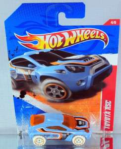 Hot Wheels Custom Toyota RSC 2011 Thrill Racers   Ice
