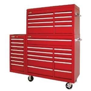 Tool Storage Combination Cabinet with 8 Drawer Top Chest and Side