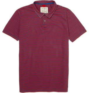 Polos  Short sleeve polos  Thurlow Striped Jersey Polo Shirt