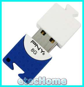 8GB 8G Attache Cute USB Flash Mini Nano Pen Memory Drive Disk