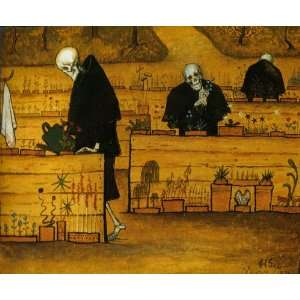 Garden of Death Wooden Jigsaw Puzzle Toys & Games