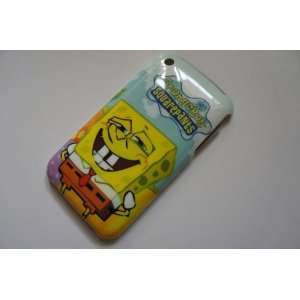 Spongebob Squarepants Hard Cover Case for Iphone 3g 3gs