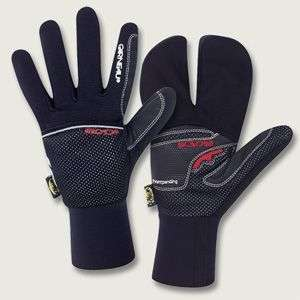 NEW LOUIS GARNEAU 2/1 VITAL FULL FINGER GLOVES
