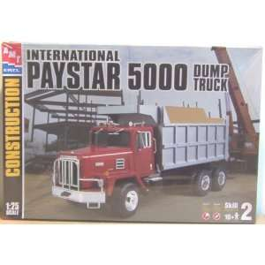 AMT Ertl International Paystar 5000 Dump Truck Model Kit Toys & Games