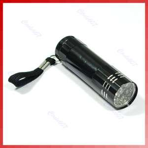 LED Mini Torch Flashlight Lamp For Camp Picnic Hiking