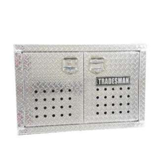 Tradesman 48 in. Flush Mount Dog Box TALFMDB48