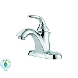 Pfister Pasadena 1 Handle High Arc 4 in. Centerset Bathroom Faucet in