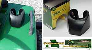 NEW JOHN DEERE LAWN & GARDEN TRACTOR BEVERAGE HOLDER