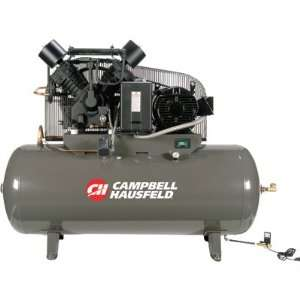 Campbell Hausfeld Two Stage Air Compressor   15 HP, 50.0 CFM @ 175