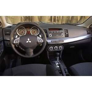 MITSUBISHI LANCER 2008 2009 2010 2011 2012 INTERIOR WOOD DASH TRIM KIT