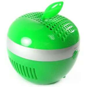 PC Mate AIR100 Apple Shaped USB Air Purifier (Green)