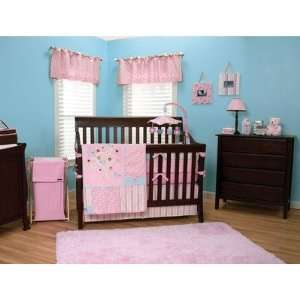 Trend Lab Brielle Series Brielle Crib Bedding Collection Baby