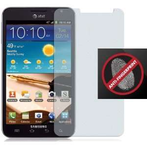 2 ANTI GLARE FINGERPRINT LCD SCREEN PROTECTOR FOR AT&T