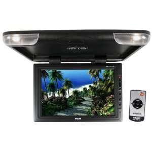 Wide Screen Roof Mount Car Monitor w/ Ir Transmitter