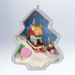 Cookie Cutter Christmas #1 in Series 2012 Hallmark Ornament